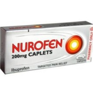 Image for Nurofen 12 Caplets