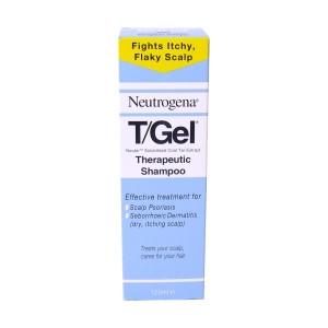 Image for Neutrogena T/Gel Therapeutic Shampoo 125ml
