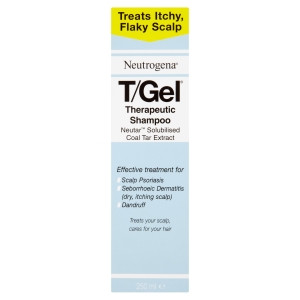 Image for Neutrogena T/Gel Therapeutic Shampoo 250ml