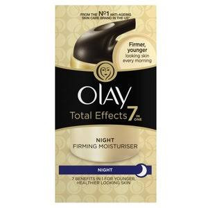 Olay Total Effects 7 in 1 Night Firming Moisturiser - Pack of 50ml