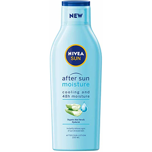 Image for Nivea Sun Moisturising After Sun Lotion 200ml