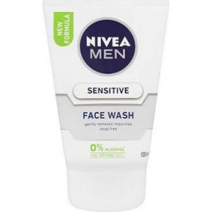 Nivea Men Sensitive Face Wash - Pack of 100ml