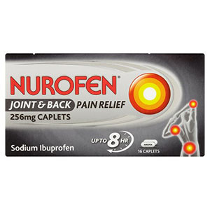 Image for Nurofen Joint and Back Pain Relief 16 Capsules