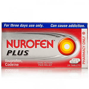 Image for Nurofen Plus 24 Tablets