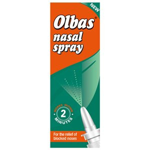 Image for Olbas Nasal Spray 20ml