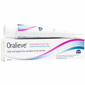 Image for Oralieve Moisturising Mouth Gel 50ml