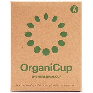 Image for OrganiCup Menstrual Cup - Size A