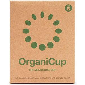 Image for OrganiCup Menstrual Cup - Size B