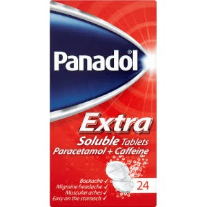 Image for Panadol Extra 24 Soluble Tablets