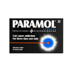 Image for Paramol Tablets x 32
