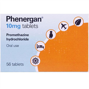 Image for Phenergan 10mg Tablets (56)