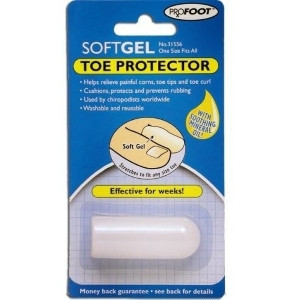 Image for Profoot Soft Gel Toe Protector