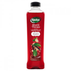 Radox Muscle Therapy Herbal Bath 500ml