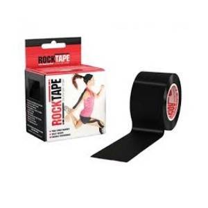Image for Rocktape Black 5cm x 5m