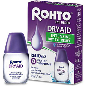 Image for Rohto Dry Aid Intensive Eye Drops 10ml