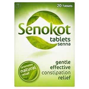 Image for Senokot Tablets 20 Tablets