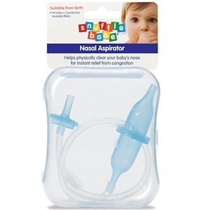 Image for Snufflebabe Nasal Aspirator Cased