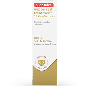 Image for Sudosalve Nappy Rash Treatment Cream 25g
