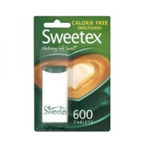 Image for Sweetex 600 Tablets