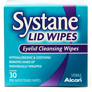 Image for Systane Eyelid Cleansing Wipes - 30 Wipes