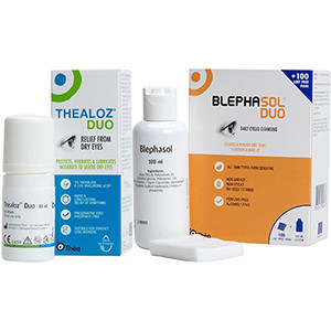 Image for Thealoz Duo & Blephasol Duo Combo