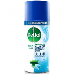Dettol All in One Disinfection Spray - 400ml