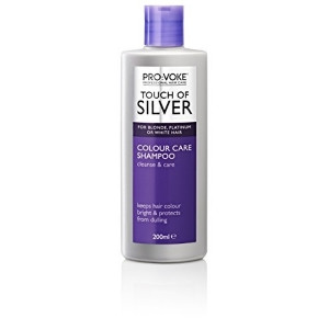Image for PRO:VOKE Touch of Silver Colour Care Shampoo - 200ml