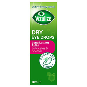 Image for VIzulize Dry Eye Drops 10ml