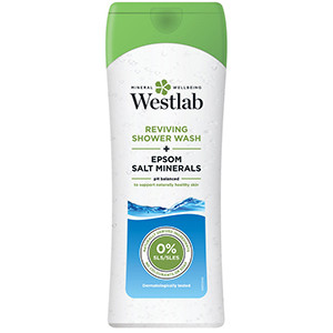 Image for Westlab Shower Wash With Epsom Salt 400ml