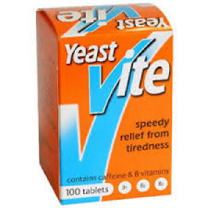 Image for Yeast-Vite 100 Tablets