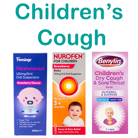 Childrens Cough