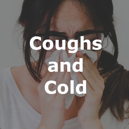 cough and colds