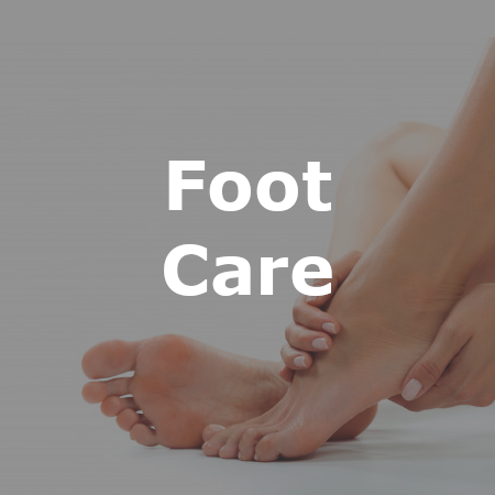 foot care