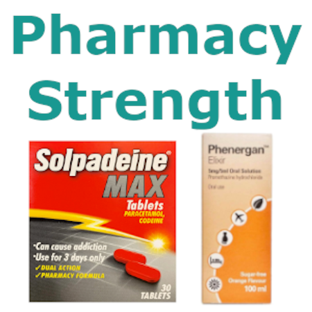 Pharmacy Strength