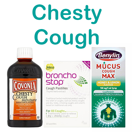 Chesty Cough