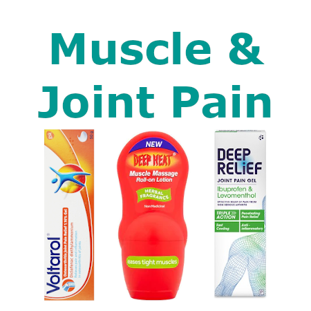 Muscle & Joint Pain